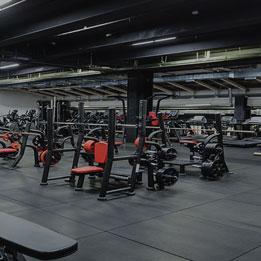 Профессиональные  фитнес-центры